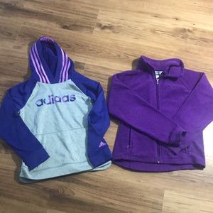Girls sweatshirt bundle